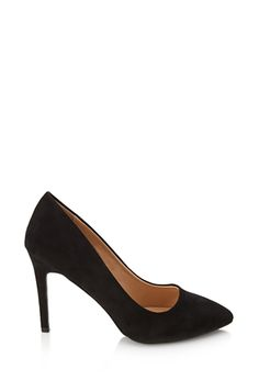 These pumps from forever 21 are just $22.90, a great place to start for such a chic look!