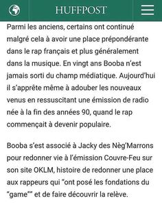 """BOOBA """" #Repost @couvrefeuofficial  La presse en parle de notre retour sur @oklmradio dans un interview de @jackynegmarrons @negmarronsofficiel !!! #TentendsPasOuKoi #CouvreFeuRadioShow #OklmRadio #PourNousParNous #Numero1SurLeRap"""" #92i #booba"""