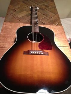 Gibson Acoustic J-45 True Vintage | 27jt Gibson Acoustic, Infinite, Instruments, Romance, Inspire, Play, Classic, Music, Vintage