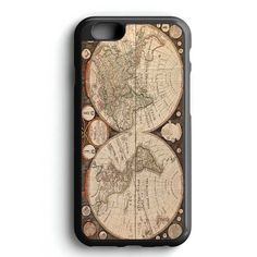 World Map iPhone 7 Case