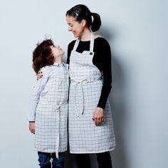 Washed Linen Apron on Food52:
