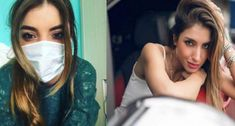 La fotografia di Margherita Zanatta in ospedale con la mascherina bianca e il camice verde… da pensare, lei dopo la partecipazione al Grande Fratello ha cominciato nel essere ospite in varie trasmissioni fra cui partecipava come opinionista nel salotto di Pomeriggio 5 condotto da Barbara D'Urso.