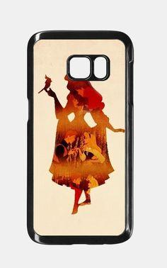 Aurora Princess Phone Case For Samsung Galaxy S7 case, B0003-4