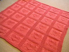 Ravelry: Heart Baby Blanket pattern by Ann Saglimbene (free) Baby Knitting Patterns, Knitting For Kids, Easy Knitting, Baby Patterns, Stitch Patterns, Knitted Afghans, Knitted Baby Blankets, Baby Afghans, Cot Blankets