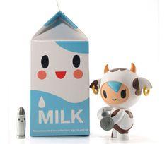 Milk by Tokidoki