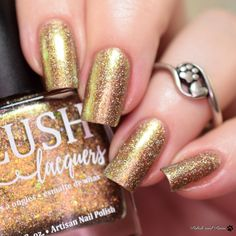 Gilded Fawn – BLUSH Lacquers