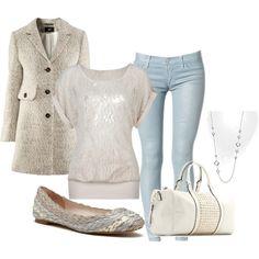 white comes early (FULL TILT Crochet Womens Tunic $18)