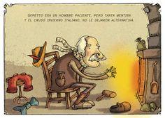 Gepetto combate el frío (Montt)