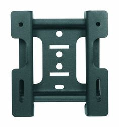 """AVF EL100B-A Flat to Wall TV Mount for 12-Inch to 25-Inch Screens (Black) by AVF. $14.55. From the Manufacturer                 The AVF EL100B-A Flat to Wall TV Mount The AVF EL100B-A is a flat to wall TV Mount for 12-25"""" flat panel TVs. It supports a TV weighing up to 33 lbs and has a profile of only 1.24"""" from the wall. It is VESA compatible with hole patterns 75x75 - 100x100mm. The EL100B-A flat to wall TV mount not only saves valuable shelf space, but it als..."""