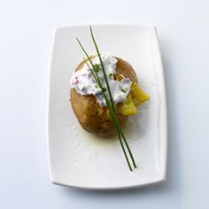 Check out this recipe by Oikos Yogurt: Cucumber Potato Topper