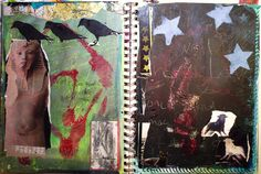 Art Journal Cindy M.Bell