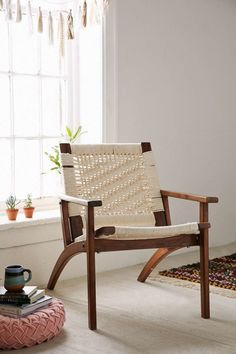 Woven Chair – Mad About The House
