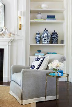 La Dolce Vita: Dissecting the Details: Living Rooms by Colleen McGill