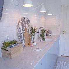 First Home, Sweet Home, Interior Design, Mirror, Bathroom, Furniture, Home Decor, Fri, Kitchen Inspiration