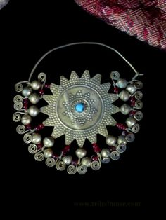 Antique Tribal Jewelry Afghan Balkh Andkhoi Nose Ring $84.99 Tribal Earrings, Tribal Jewelry, Silver Jewelry, Nath Nose Ring, Tibetan Jewelry, Belly Rings, Nose Rings, Nose Jewelry, Jewelry Patterns