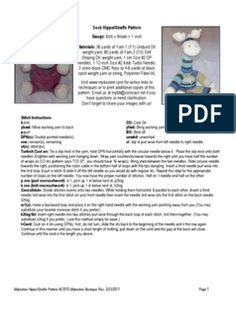 Knitted Minion   Knitting   Basic Knitted Fabrics   Free 30-day Trial   Scribd Minion Toy, Minions, Knitted Flowers Free, Basic Knitted Fabrics, Knitted Dolls, Knitting Yarn, Gnomes, Giraffe, Minion