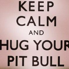 hug your pit bull :)
