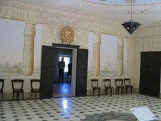 Egyptian room design