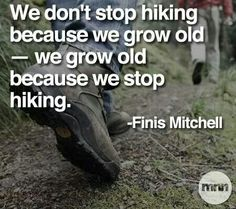 Need some hiking quotes to give you inspiration and motivation? Take your pick of these inspirational hiking quotes. Camping And Hiking, Hiking Trails, Backpacking, Camping Ideas, Hiking Quotes, Travel Quotes, Just Keep Walking, Hiking Training, Environmental News