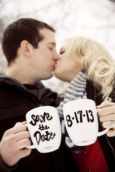 20 Creative and Unique Save the Date Ideas |