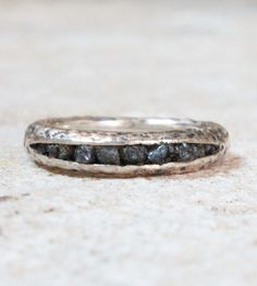 Black Diamond Ring | Jewelry Bracelets | Monkey Forest Road | Scoutmob Shoppe | Product Detail
