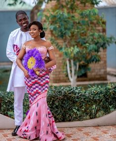Kente Dress, African Traditional Wedding, Black Bride, Happily Ever After, Formal Dresses, Wedding Dresses, Life Is Beautiful, Bridal Style, Queens