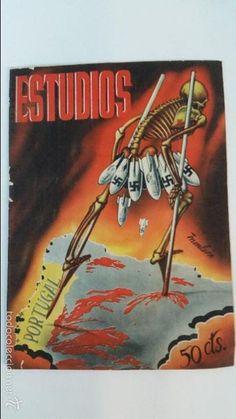 Coleccionismo de Revistas y Periódicos: 1936 - ESTUDIOS REVISTA ECLÉCTICA - DICIEMBRE 1936 - ANARQUISMO,…