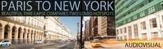 Read more: https://www.luerzersarchive.com/en/features/audiovisual/paris-to-new-york-in-this-timelapse-beauty-for-open-skies-709.html Paris to New York in this timelapse beauty for Open Skies A beautiful spot for Open Skies explores the similarities between New York and Paris with time-lapse. Open Skies is a British Airways subsidiary that flies exclusively between Paris and New York and to celebrate the journey the airline makes, this time-lapse spot captures the City of Lights and the Big…