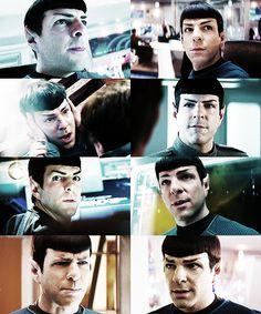 Zachary Quinto as Spock Star Trek 2009, New Star Trek, Star Trek Beyond, Star Wars, Star Trek Tos, Stephen Hawking, Zachary Quinto, Zachary Levi, Star Trek Convention