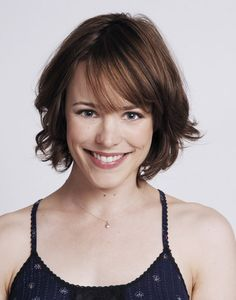 whenever I've cut my hair short, I've used this picture as an example... Rachel McAdams