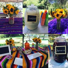 Quinceanera Party Planning – 5 Secrets For Having The Best Mexican Birthday Party Mexican Birthday Parties, Mexican Fiesta Party, Fiesta Theme Party, Birthday Party Celebration, Mexican Candy Table, Fiesta Cake, Quinceanera Planning, Quinceanera Party, Quinceanera Decorations