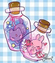 Art New Drawing Kawaii Animals Heart Ideas Pokémon Kawaii, Kawaii Anime, Kawaii Doodles, Cute Doodles, Anime Chibi, Anime Art, Cute Animal Drawings Kawaii, Cute Drawings Of Animals, Cute Kawaii Animals