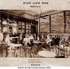 Interior do High Life Belle Epoque, Vintage World Maps, Nostalgia, Street View, Movie Posters, Life, Bar, Portal, Interior