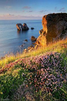 Cantabria, Spain, Liencres: SANTANDER: Se alquila casa villa chalet Nuevo y equipado a 1 km. de playas (Parque Natural de las Dunas de Liencres) y a 8 de SANTANDER.4hab. 3 baños, jardín privado vallado con terraza cubierta. Chalet independiente en urbanización privada cerrada con piscina comunitaria.850€ mes. VER: http:// chaletsantander.galeon.com E-mail. jmcabeza@telefonica.net Tfnos.: 942344836 -- 676750777