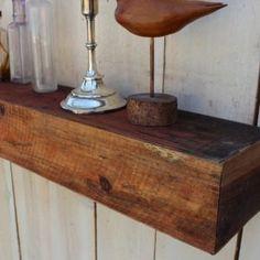 Old Reclaimed Wood Shelves