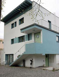 Bilderesultat for funksjonalisme arkitektur Style At Home, Kiosk Design, Nordic Design, Home Fashion, Modern Architecture, Villa, Mid Century, Exterior, Mansions