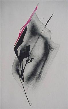 Transparent Shadow - Toko Shinoda, japanese calligrapher