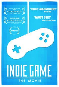 Una maravilla de película. Imperdible (en la selección de Sundance 2012)> Indie Game - Movie Trailer