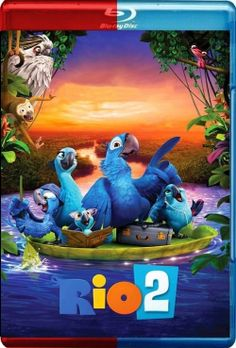 Download Rio 2 (2014) 3D torrent