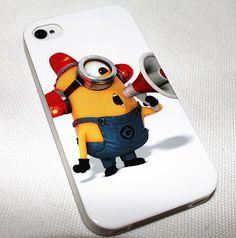SALE 50OFF Despicable Me iphone Case   Minions by PhoneKiosks, $4.99