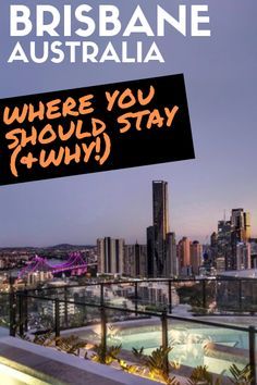 Where To Stay In Brisbane: 20 recommendations in the six best areas Travel Vacation List Holiday Tour Trip Destinations Melbourne, Sydney, Brisbane City, Visit Australia, Queensland Australia, Western Australia, Australia Holidays, Brisbane Queensland, South Australia