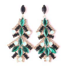 BRUNA earrings Statement Earrings, Drop Earrings, Jewelery, Fashion, Jewlery, Moda, Jewels, Jewerly, Fashion Styles