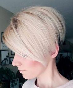 197 Besten Frisuren Bilder Auf Pinterest In 2019 Short Hairstyles