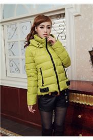 Cool Slim Korean Style New Arrival Thickened Down Jackets
