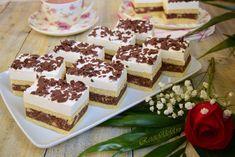 Prăjitura cu foaie sfărâmată sau Prăjitura Katy - Rețete Fel de Fel Tiramisu, Gem, Cheesecake, Ethnic Recipes, Desserts, Food, Meal, Cheesecakes, Deserts