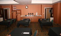 Meeting Room At The Hampton Inn Denver Airport Hotel