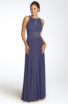 Buy JS Boutique Women's Purple Cutaway Shoulder Beaded Waist Gown, starting at £105. Similar products also available. SALE now on!