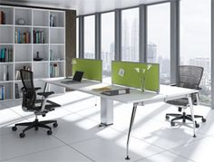 How Can Office Design Increase Efficiency?