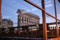 the flatiron building // photo by jodi mckee