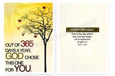 New Birthday Card Christian CardsChristian